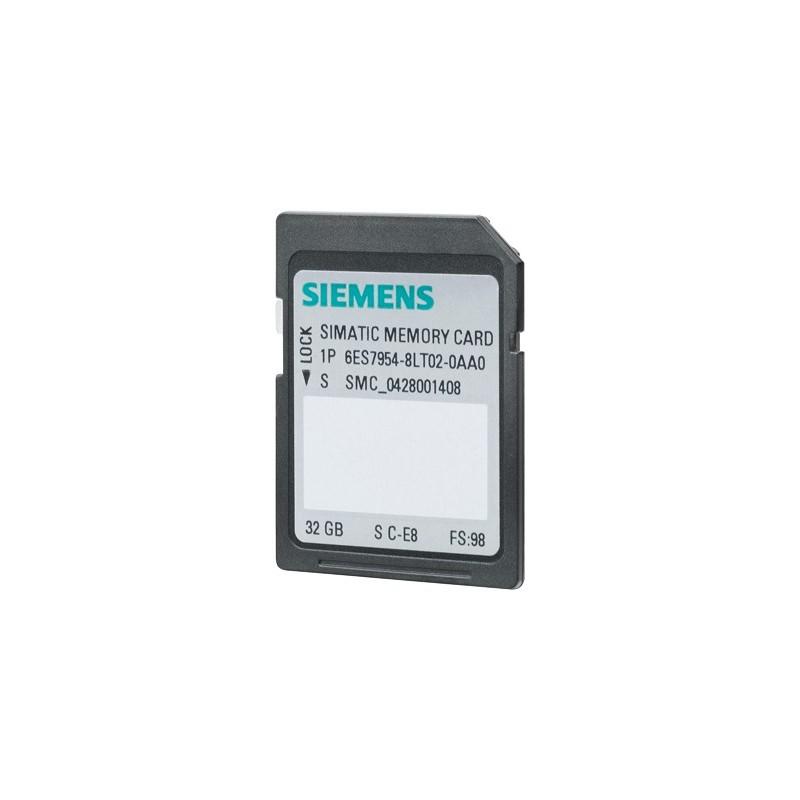 6ES7954-8LT02-0AA0 SIEMENS SIMATIC S7 MEMORY CARD S7-1X00 CPU