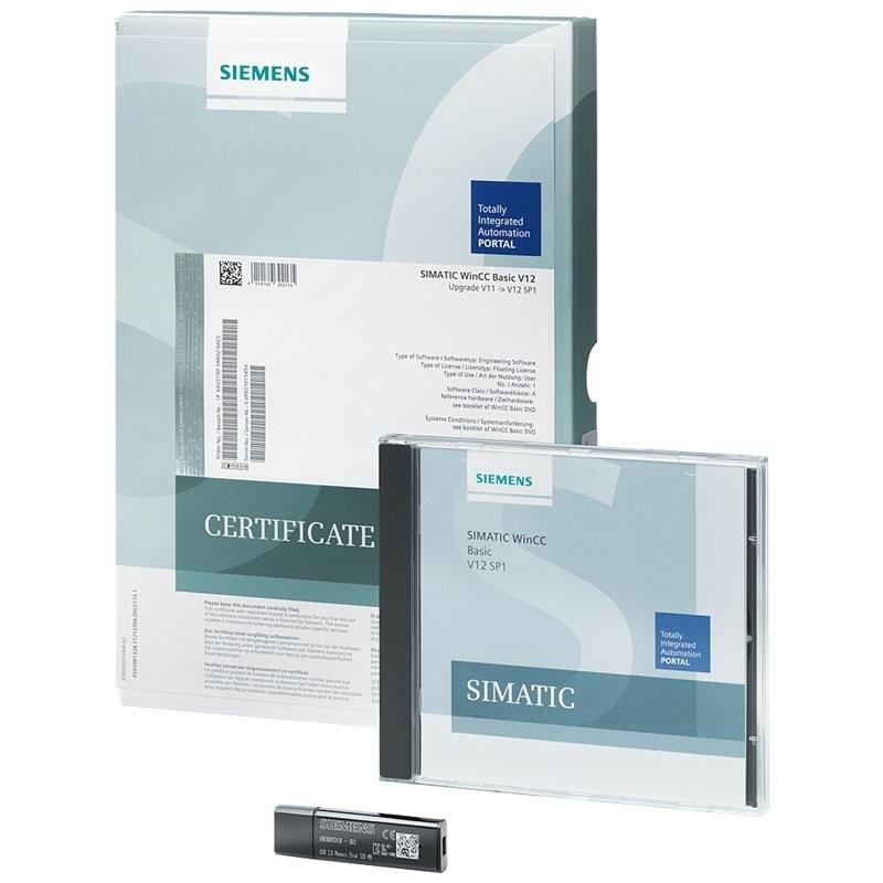 Siemens 6AV2100-3AA04-0AE5 SIMATIC WINCC BASIC V14, UPGRADE FROM V11..V13 TO V14