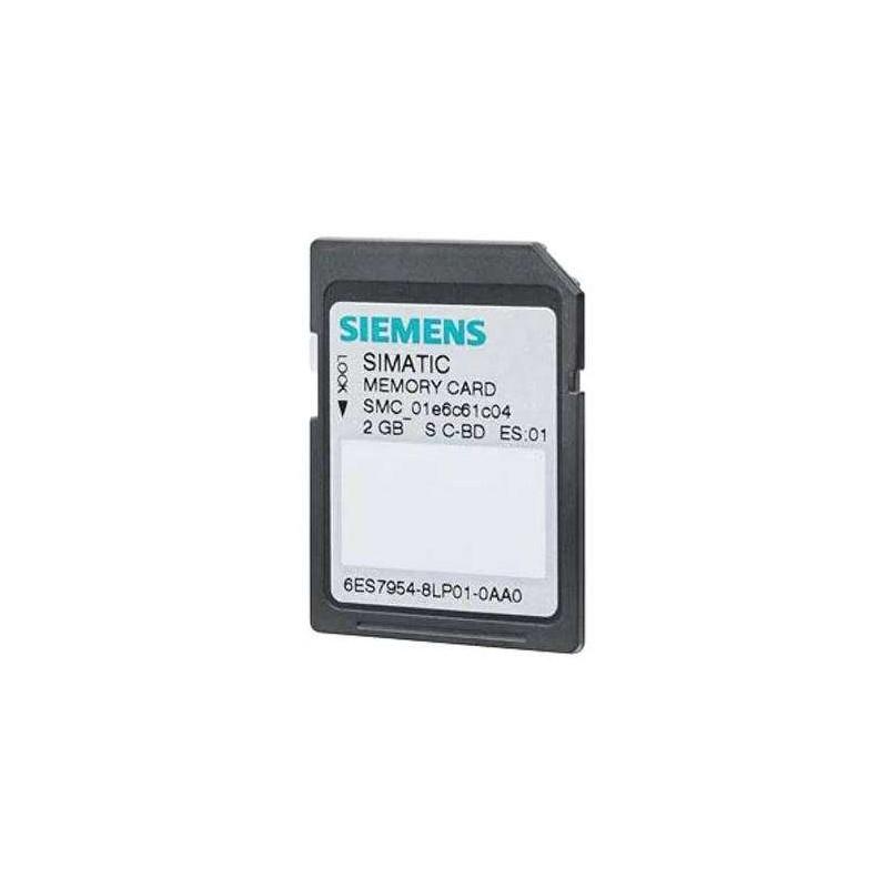 6ES7954-8LP01-0AA0 SIEMENS SIMATIC S7 MEMORY CARD S7-1X00 CPU